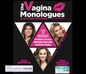 Vagina Monologues @ Powers Auditorium in the DeYor Performing Arts Center